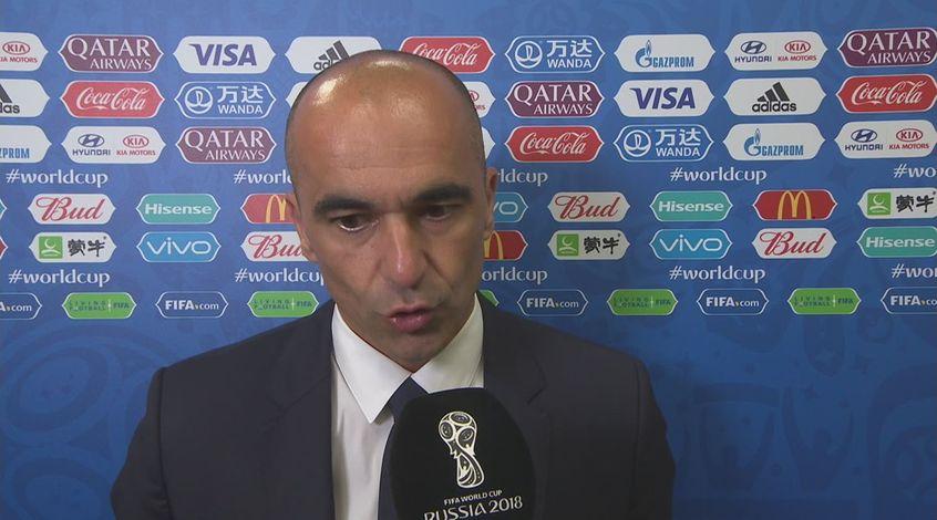 """Роберто Мартинес: """"Нам просто нужно радоваться победам"""""""