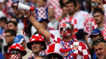 Как ночной Загреб праздновал триумф сборной Хорватии на ЧМ-2018 (Видео)