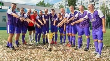 """""""Аркадия - Аваль"""" (Одесса) - победитель """"Kyiv Football Cup-2018"""" (+Видео)"""