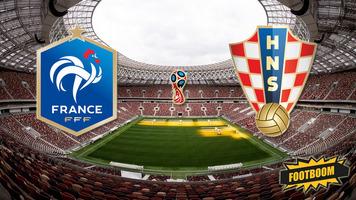 Франция - Хорватия 4:2. Двукратные!