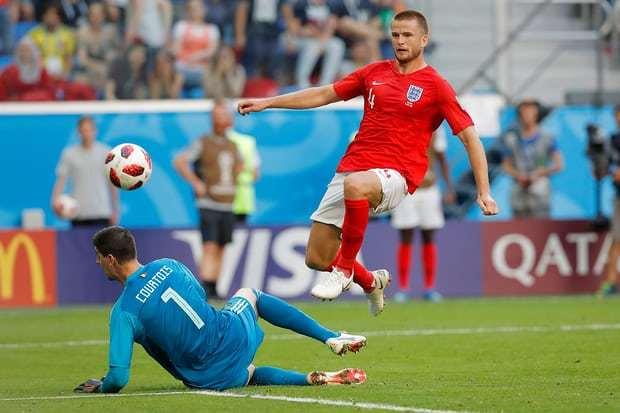"""Бельгия - Англия 2:0. """"Золотое поколение"""" стало бронзовым - изображение 1"""