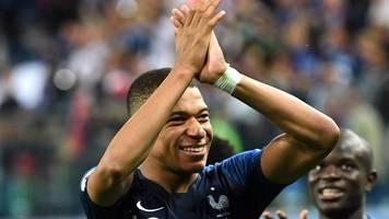 Франция - Хорватия: коэффициент 2,90 на гол Кильяна Мбаппе