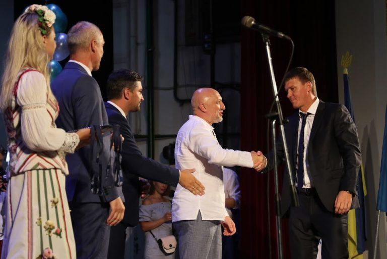 """Как """"Ворскле"""" вручали бронзовые медали чемпионата Украины (Фото) - изображение 5"""