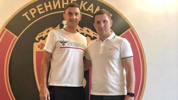 """Официально: Евгений Новак продлил контракт с """"Вардаром"""""""