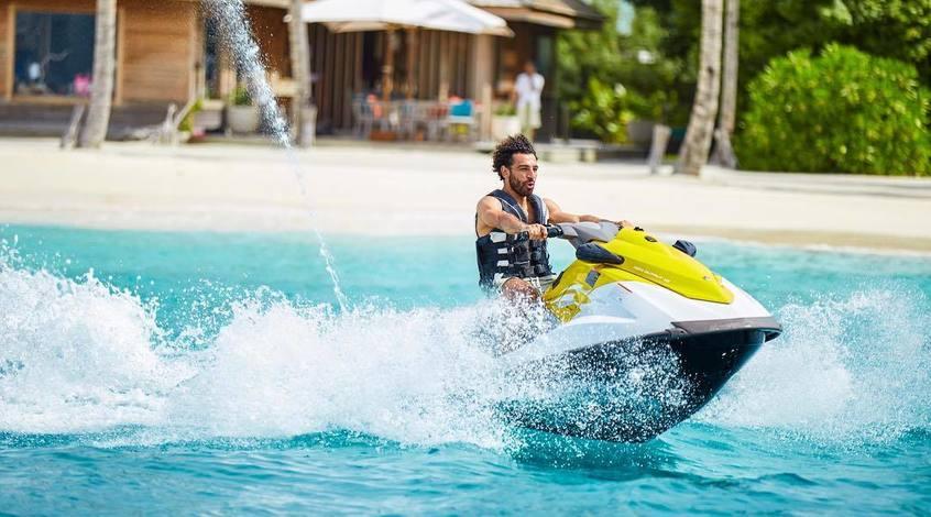 Мохамед Салах отдохнул на Бали (Фото)