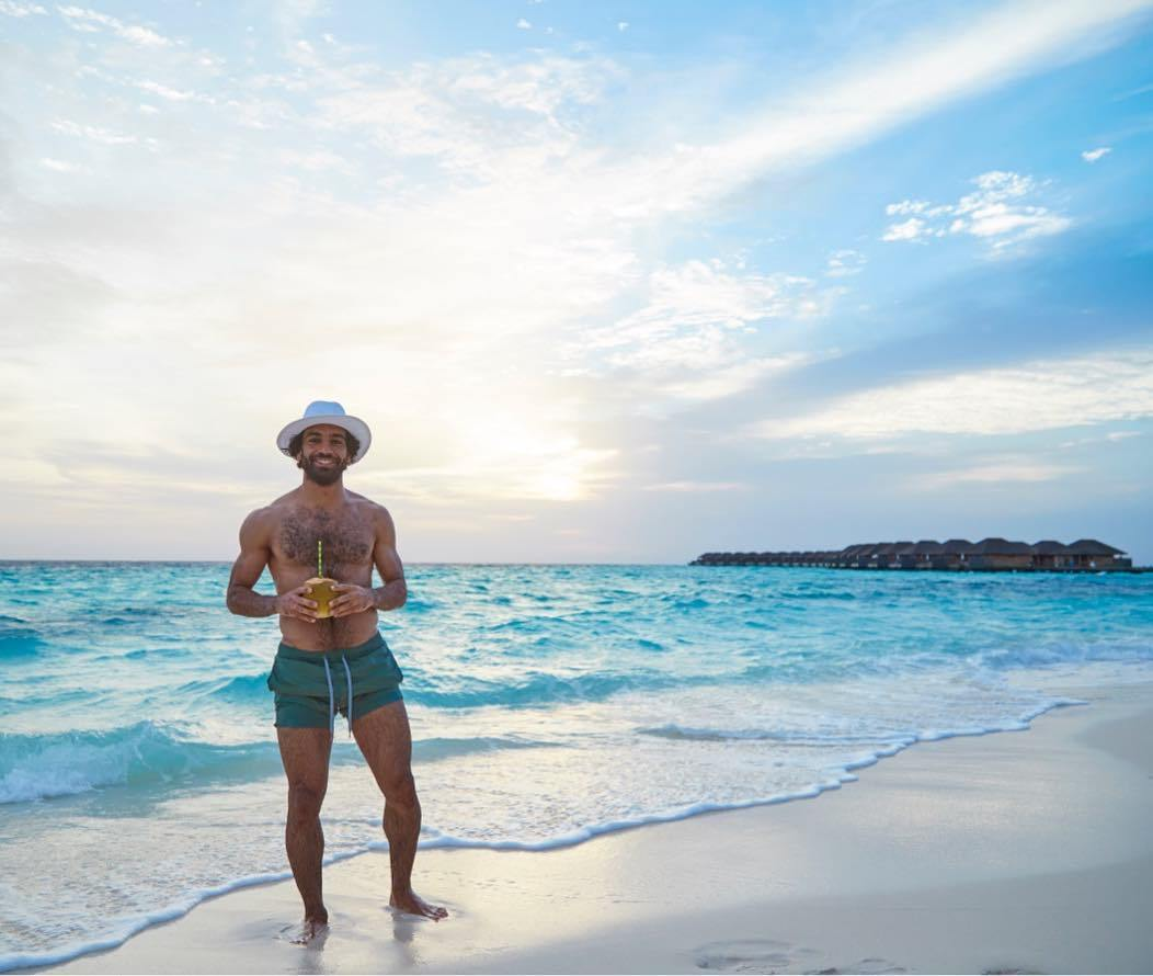 Мохамед Салах отдохнул на Бали (Фото) - изображение 1