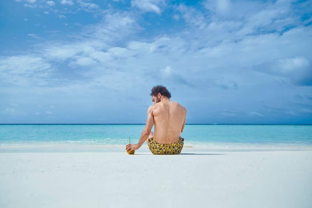 Мохамед Салах отдохнул на Бали (Фото) - изображение 2