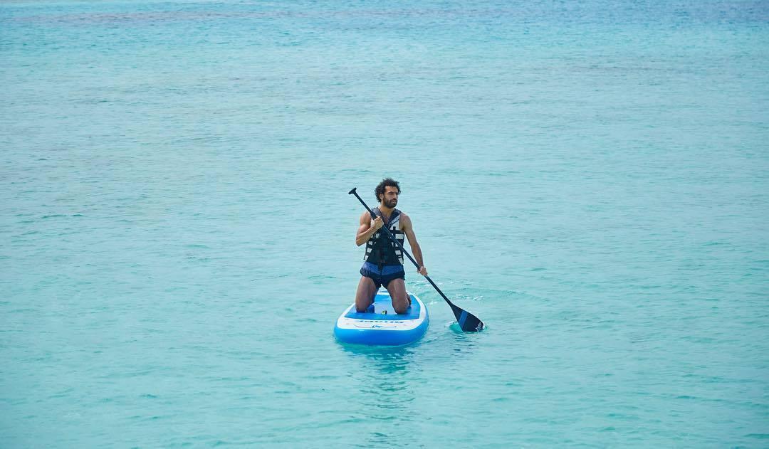 Мохамед Салах отдохнул на Бали (Фото) - изображение 3