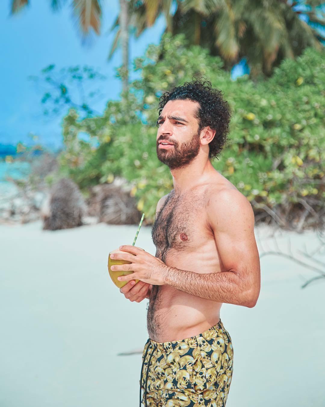 Мохамед Салах отдохнул на Бали (Фото) - изображение 4