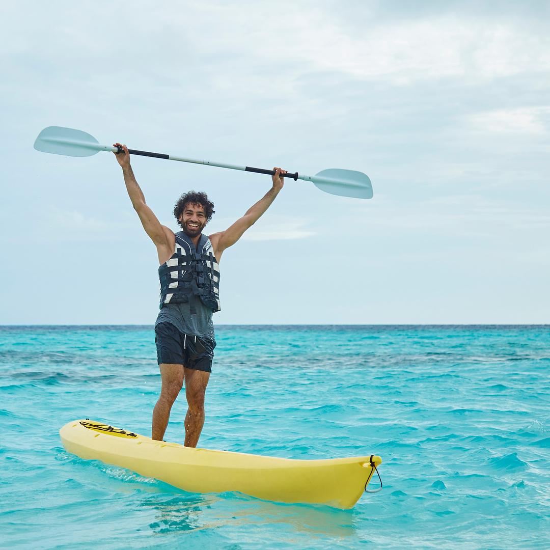 Мохамед Салах отдохнул на Бали (Фото) - изображение 6