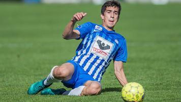 Юрий Яковенко забил четыре мяча в Кубке Дании
