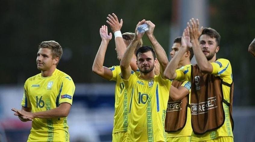 Украина одолела  Турцию ивышла вполуфинал Евро-2018 U-19