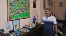 """Уникальный """"Музей футбола"""" Мони болгарина (Фото)"""