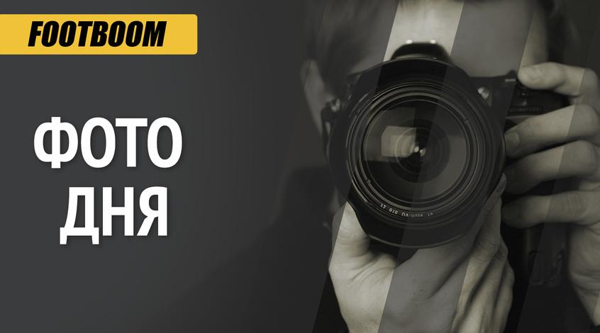 "Фото дня: Мауро Икарди стал чужим на празднике ""Интера"""