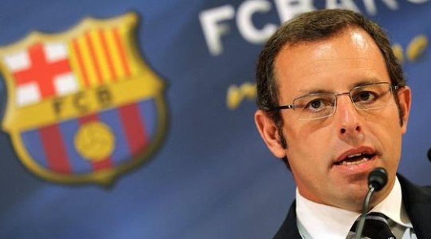 """Бывшего президента """"Барселоны"""" могут посадить в тюрьму на 11 лет"""