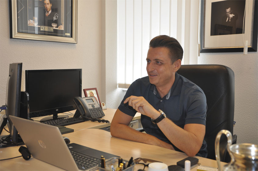 """Александр Денисов: """"Когда Роналду перешел в """"Ювентус"""", я улыбнулся, все-таки мы фартовые"""" - изображение 1"""