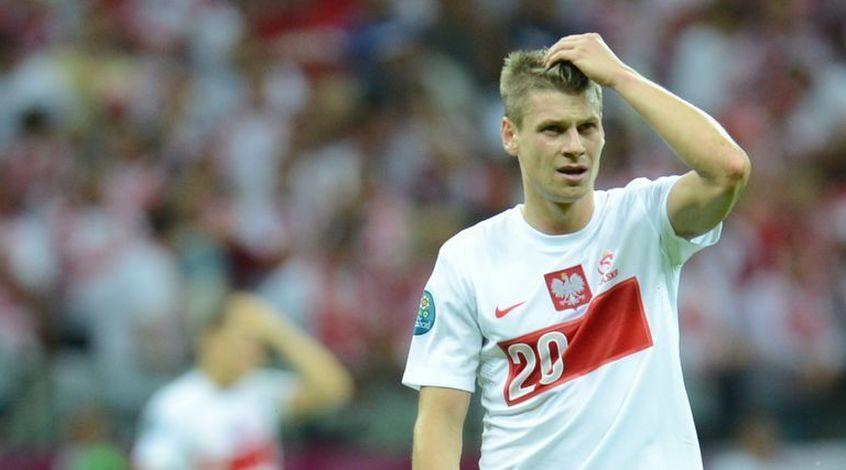 Лукаш Пищек объявил о завершении карьеры в сборной Польши