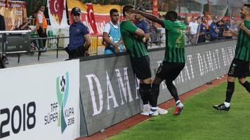Евгений Селезнев признан лучшим игроком матча за Суперкубок Турции