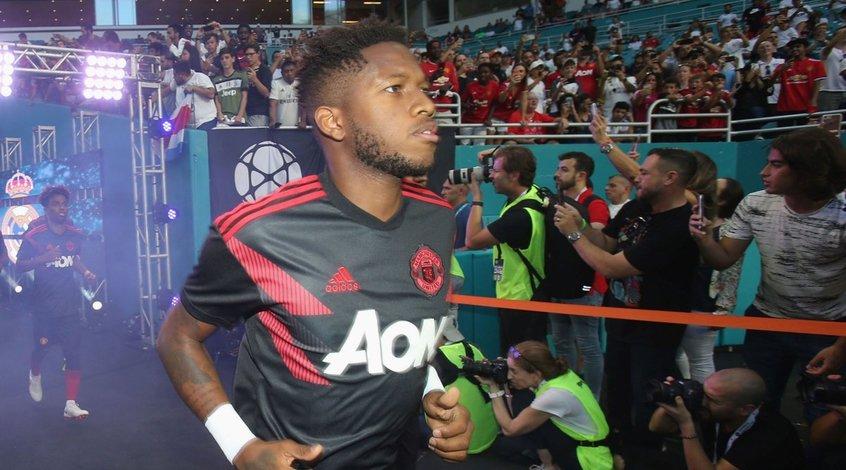 "Фред: ""Матч с ПСЖ стал лучшим моментом с тех пор, как я перешел в ""Манчестер Юнайтед"""