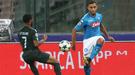 """""""Наполи"""": Гулам вернётся через 6 недель, в матче с """"Лацио"""" Милик займёт место Мертенса"""