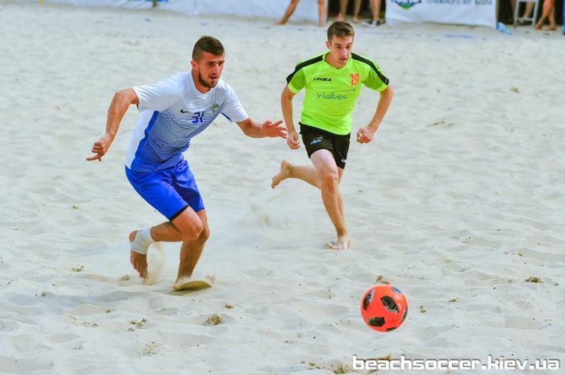 """Пляжный футбол. """"Динамика"""" не оставляет сопернику шансов и выходит в финал - изображение 2"""