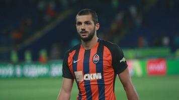 Давид Хочолава вызван в сборную Грузии