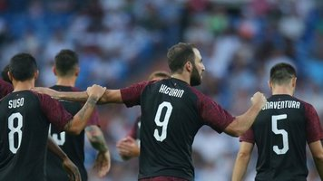 """""""Милан"""" - """"Аталанта"""": коэффициент 2,40 на гол Гонсало Игуаина"""