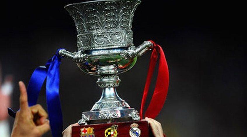 Футбол супер кубок испания