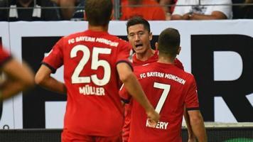 """Айнтрахт"" - ""Бавария"" 0:5. Чемпион уже известен?"