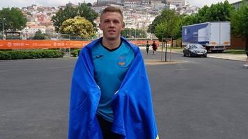 Андрій Різник – про бронзу студентського чемпіонату Європи, професійний футбол, травми та мрію грати в Прем'єр-лізі