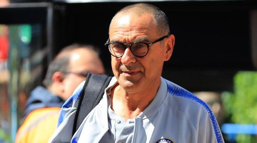 """Маурицио Сарри после общения с игроками """"Челси"""" не поехал на клубном автобусе"""