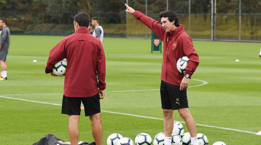 """Унаи Эмери: """"Арсенал"""" падал, мы должны были остановить это и начать поднимать его"""""""