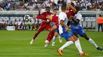 """""""Бордо"""" - """"Мариуполь"""" 2:1. До плей-офф, как до небес пешком"""