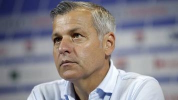 "RMC: Женезьо объявил игрокам о своем уходе с поста тренера ""Лиона"""