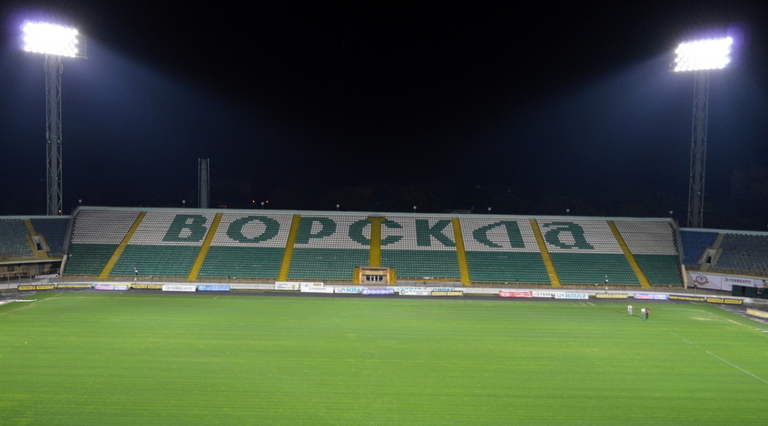 """""""Ворскла"""" зіграє спаринги з """"Інгульцем"""" та """"Дніпром-1"""""""