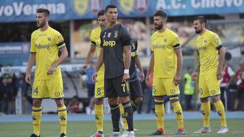 """Ювентус"" - ""Лацио"": коэффициент 1,83 на гол Криштиану Роналду"