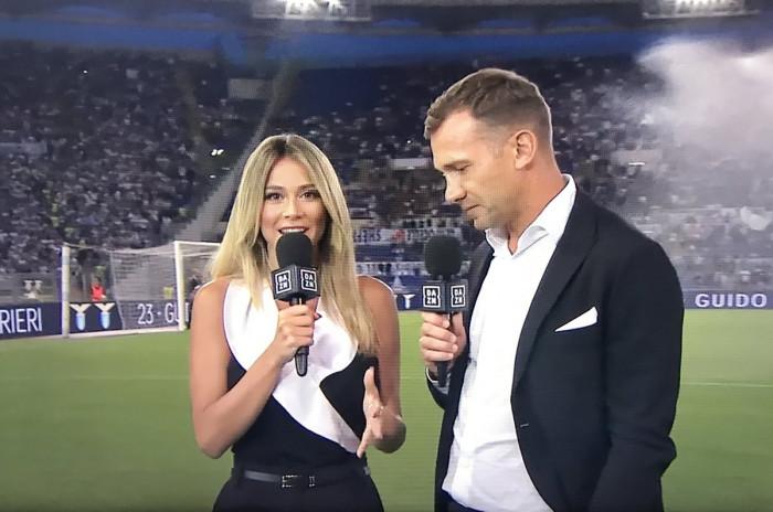 Как Андрей Шевченко стал экспертом на итальянском телевидении (Видео, Фото) - изображение 1