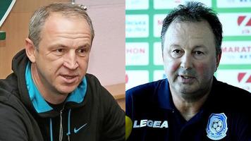 Александр Рябоконь и Ангел Червенков ответили на вопросы читателей FootBoom
