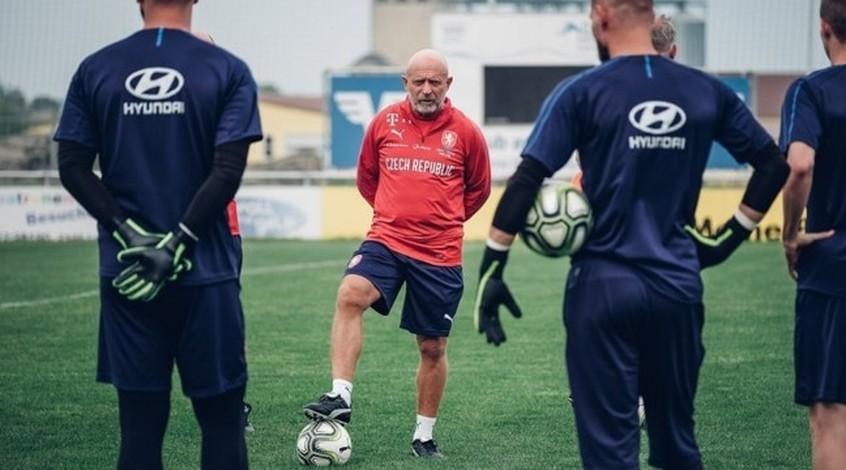 Наставник сборной Чехии назвал состав на матч Лиги наций с Украиной