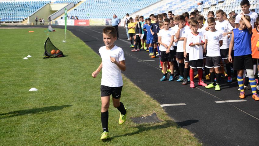 "Как ""Шахтер"" провел Talent Day в Черновцах (Фото) - изображение 1"