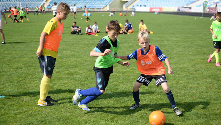 "Как ""Шахтер"" провел Talent Day в Черновцах (Фото) - изображение 3"