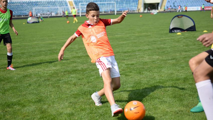 "Как ""Шахтер"" провел Talent Day в Черновцах (Фото) - изображение 4"