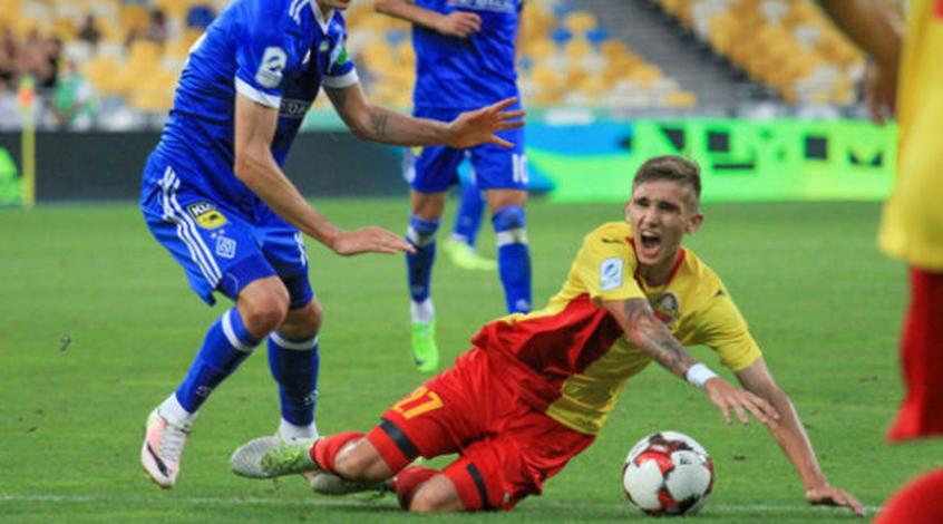 """FootballHub: """"Олександрія"""" підписала півфіналиста Євро-2018 Кирила Дришлюка"""