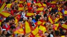 Сборная Испании установила несколько антирекордов в матче с Англией