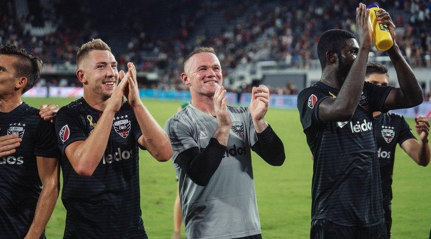 MLS. 35-я игровая неделя. Руни + Акоста = победа
