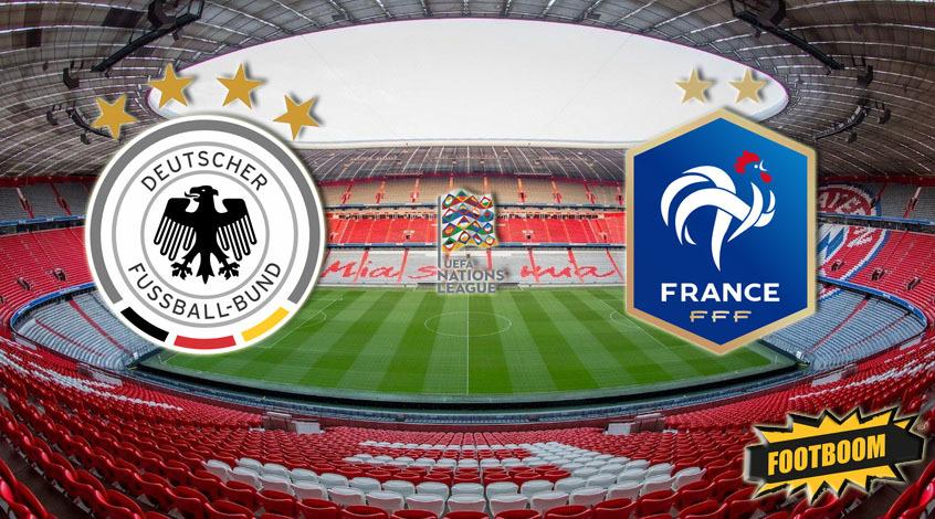 Германия - Франция. Анонс и прогноз матча