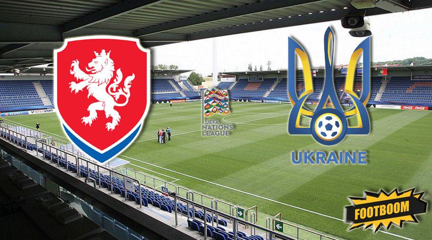 Опрос: оцените действия футболистов в матче Чехия - Украина