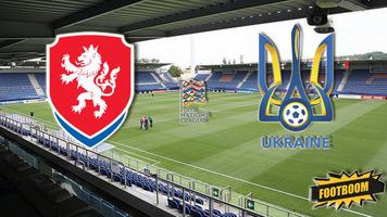 Лига наций. Чехия - Украина 1:2 (Видео)