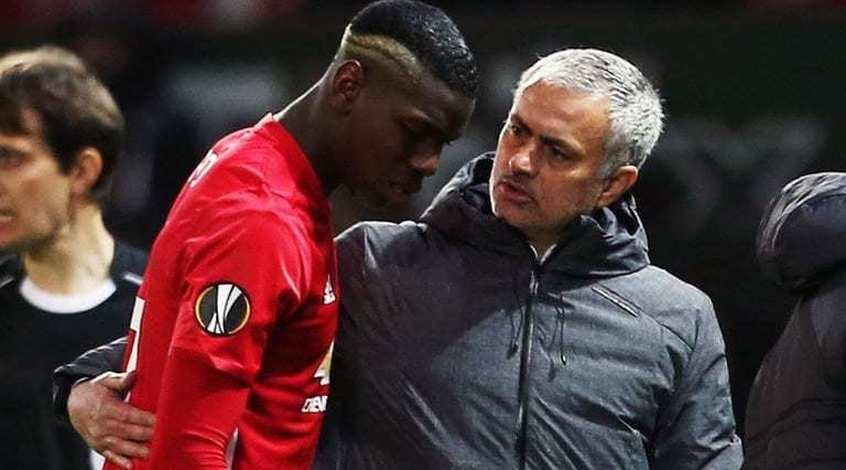 Поль Погба рискует пропустить дерби Манчестера