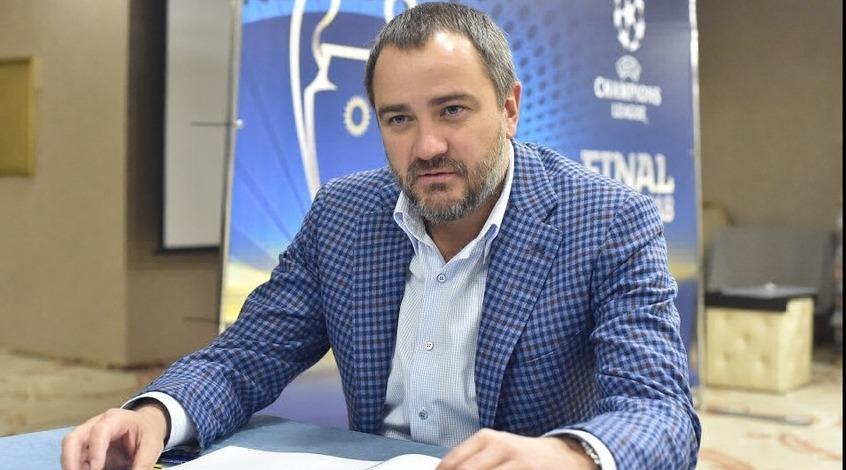 """Андрей Павелко: """"Приятно, что Харьков выбрали для заявки на Суперкубок УЕФА"""""""